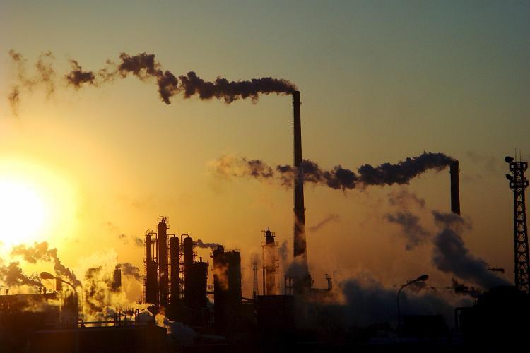 Klimawandel durch CO2-Ausstoß der Industrieländer