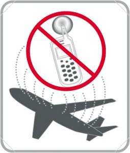 Kein Handy an Bord