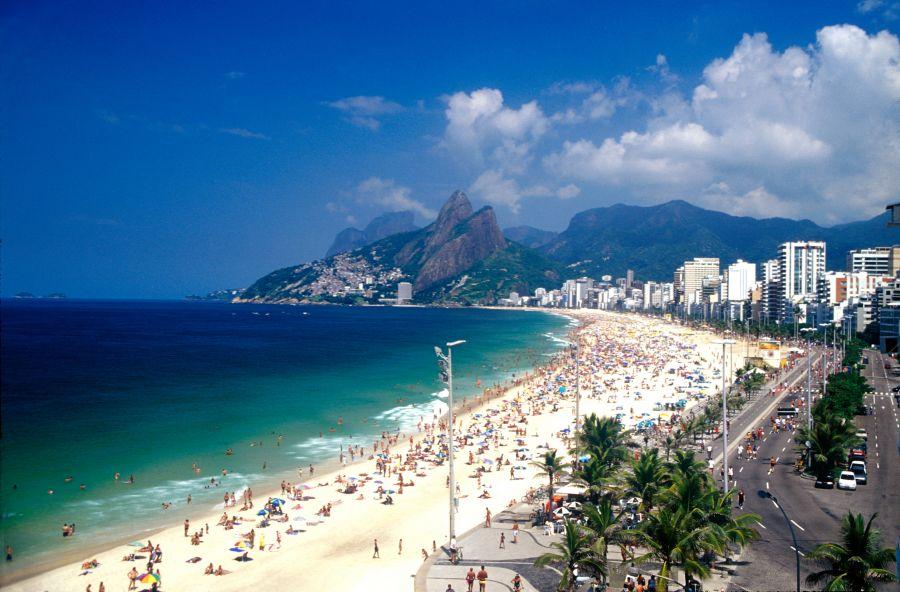 Brasiliens bekannteste metropole steht bei den touristen hoch im kurs