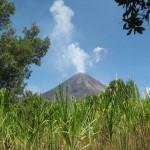 Vulkan Arenal de Enero