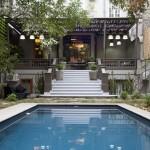 lastarria hotel pool