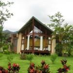 Tenorio Lodge Aussen