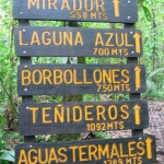 Tenorio Lodge Schilder