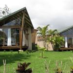 Tenorio Lodge von aussen