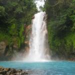 Tenorio Lodge Wasserfall