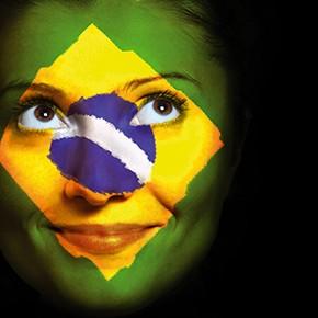 Exklusiv: Brasilienlandkarte für Mietwagen
