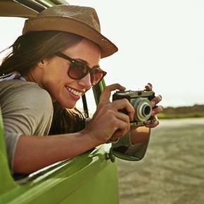 Drive & Relax – entschleunigtes Reisen mit Mietwagen