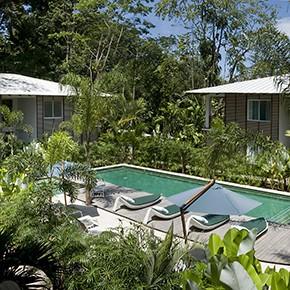 Tipp: Le Caméléon in Costa Rica