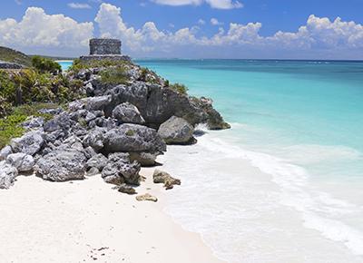 Tulum Mexiko.