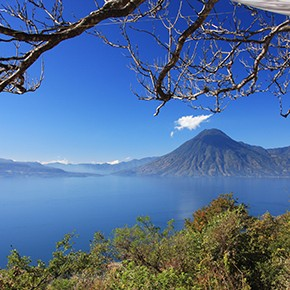 Atitlán-See in Guatemala in den Top 10