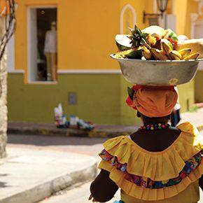 Kolumbien entspannt genießen