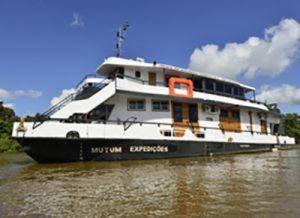 expeditionsboot pantanal