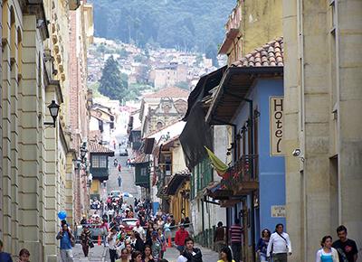 kolumbien Bogota südamerika