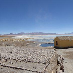 Wasserknappheit in Bolivien