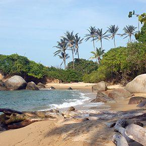 Tayrona Nationalpark vorübergehend geschlossen