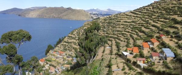 Die Sonneninsel im Titicacasee