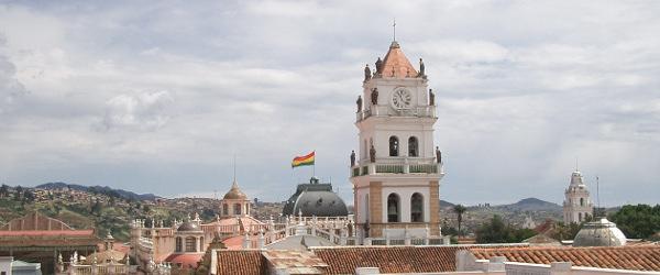 Sucre- Die weiße Stadt