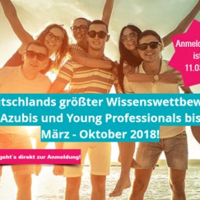 Young Travel Agent Challenge 2018