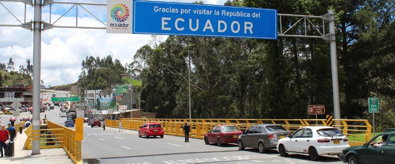 Abschied aus Ecuador