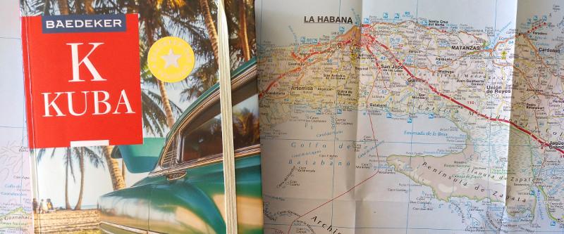 Der aktuelle Kuba-Reiseführer von Baedeker