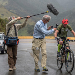Mit dem Fahrrad durch Kolumbien