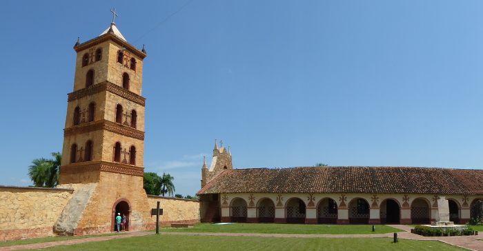 Jesuitenkirche San José de Chiquitos