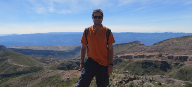 Sebastian Grisi berichtet über sein Bolivien