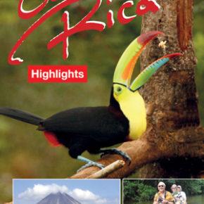 Aktueller Reiseführer: Costa Rica Highlights