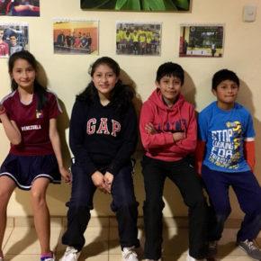 Tischtennisplatten für Peru