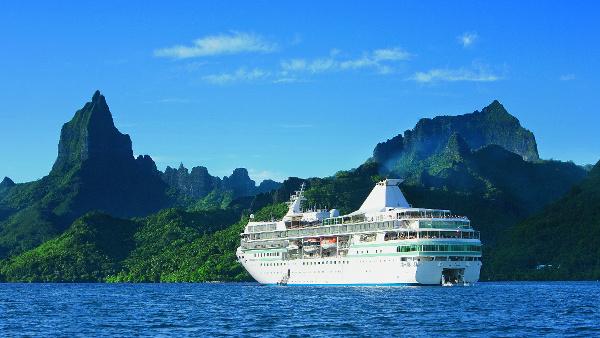 Route: Tahiti & Gesellschaftsinseln