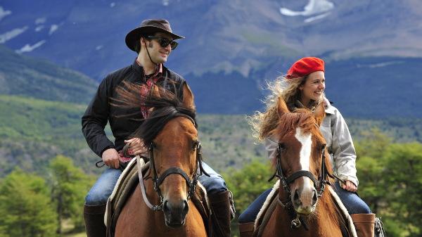 Reitausflüge in die patagonische Wildnis