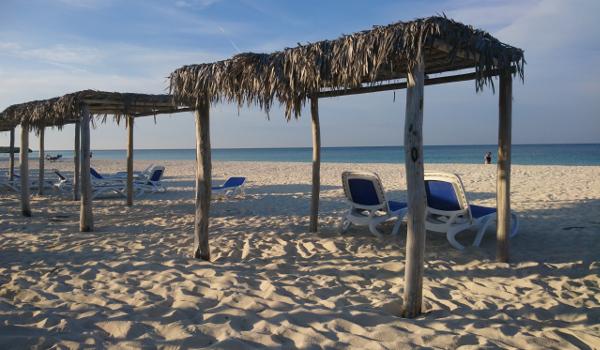 Strand auf Cayo Coco